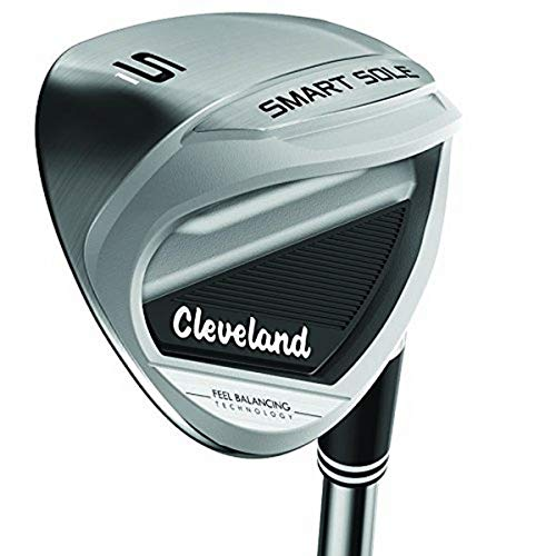 Cleveland Golf Men's Smart Sole 3.0 Golf Wedge, Right Hand, 58 Degree, Steel