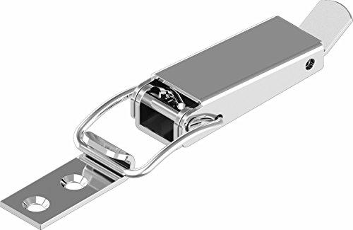 ARBO-INOX® - Chiusura a leva, in acciaio INOX, A2-102 mm