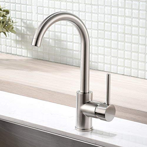 Modern Gimili Bar Prep Kitchen Sink Faucet