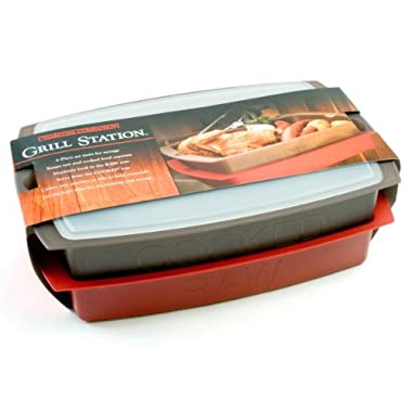 Charcoal Companion Grill Station