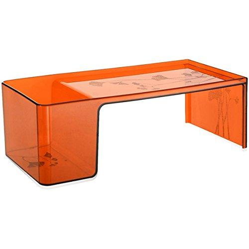 Kartell Mesa Auxiliar, Naranja