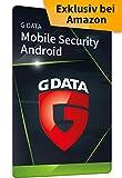 G DATA Mobile Security 2021 | 1 Gerät - 1 Jahr | Android Virenschutz für Smartphone / Tablet | Android | Aktivierungskarte | zukünftige Updates inklusive