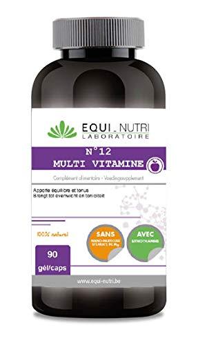 Equi-Nutri N°12 Multi Vitamines