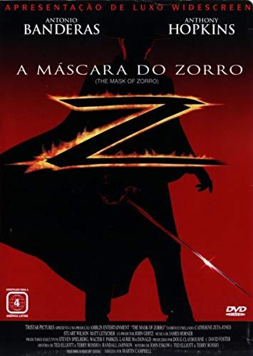 A Mascara do Zorro - ( The Mask Of Zorro ) Martin Campbell