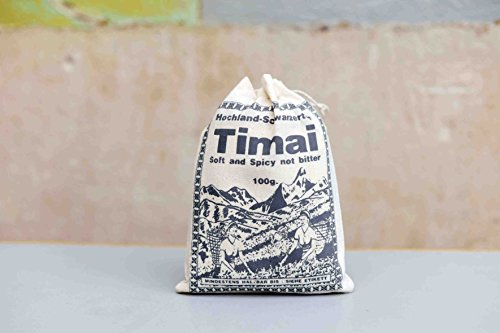 Timai Tee Milder Schwarzer Tee Tee aus Nepal | Black tea | 100g