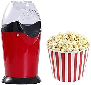 YGLONG Machine Pop Corn Machine Pop-Cornelle à air Chaud électrique 1200W DIY Mini Popper de maïs Automatique Appareils à ...