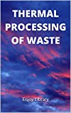 Thermal Processing of Waste (English Edition)