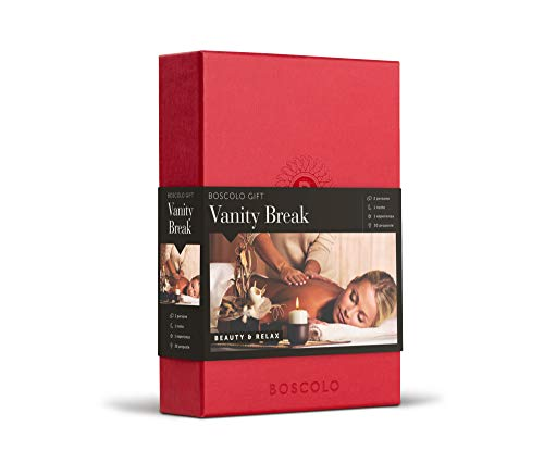 Boscolo Gift - Vanity Break. Idee regalo week end in SPA e pacchetti benessere.