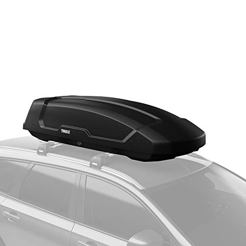 Thule Force XT Rooftop Cargo Box, Large, Black