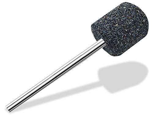 Fußpflege Hornhautschleifer Fräser Grob für Fußpflegegeräte Pediküre-Set zur großflächigen Hornhautentfernung (16 mm Groß)