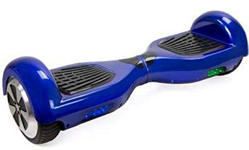 Find Discount Hovers Hoverboard Skateboard Bots Blue Safe Smart Two Wheel Alien Self Balancing Elect...
