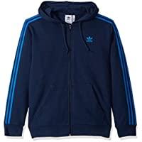 adidas Originals 3-Stripes Full-Zip Men's Sweatshirt