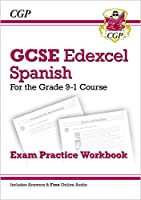 GCSE Spanish Edexcel Exam Practice Workbook - for the Grade 9-1 Course (includes Answers)