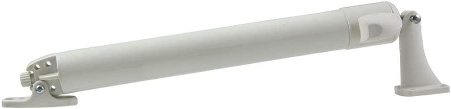 U ULTRA HARDWARE 132168 16200 EZ Glide Door Closer, 1-Pack, White