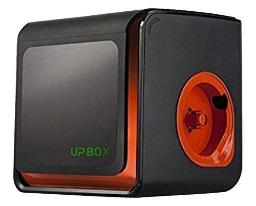 UP! J3DPR Affordable Desktop 3D Printer with Wi-Fi Connectivity - Black