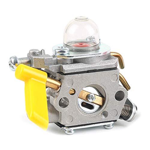 Manyo - Kit de reparación de carburador para Homelite & Ryobi 26 cc/33 cc, recambio de cortacésped - carburador cortacésped ZAMA C1U-H60