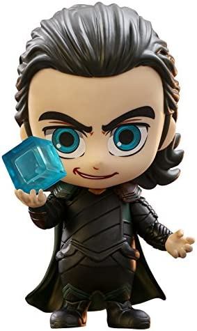 HOT TOYS COSBABY LOKI FROM AVENGERS INFINITY WAR