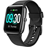 Smart Watch,Orit Fitness Tracker for Android iOS Huawei,Activity Tracker Touch Screen 5ATM Waterproof