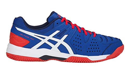ASICS Gel Padel Pro 3 SG Zapatillas, Adultos Unisex, Multicolor, 41.5