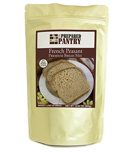The Prepared Pantry French Peasant Bread Mix; Single Pack; For Bread Machine or Oven