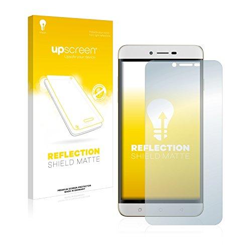 upscreen Entspiegelungs-Schutzfolie kompatibel mit Coolpad Torino – Anti-Reflex Bildschirmschutz-Folie Matt