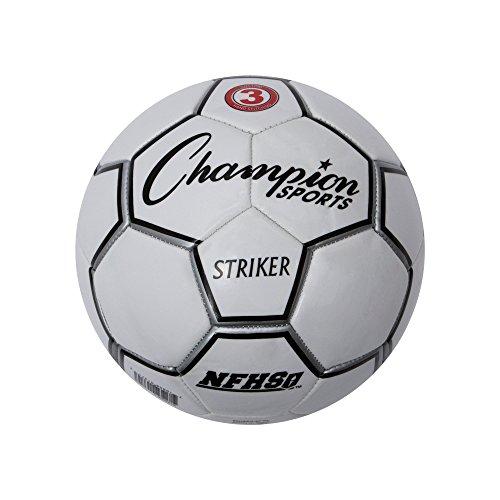 Champion Sports Striker Soccer Ball, Size 3