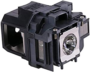 Loutoc V13H010L88 Replacement Lamp Bulb for Epson ELPLP88 EB-S04 EB-U04 EH-TW5300 EH-TW5210 EH-TW5350 EB-S31 EB-X31 Projector, With Housing