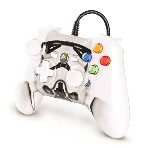 Manette Filaire Star Wars Stormtrooper pour Xbox 360