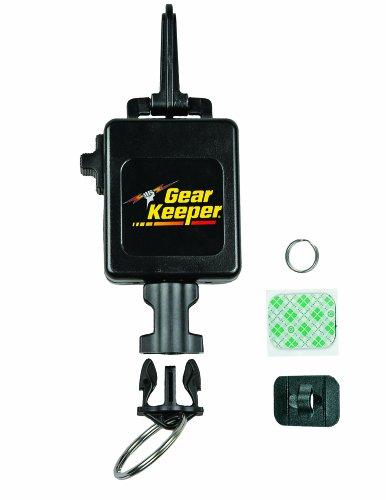 Gear Keeper RT3-4512 - Escáner para colgar con clip de montaje (resistencia a la rotura, 12 oz, 42 pulgadas)