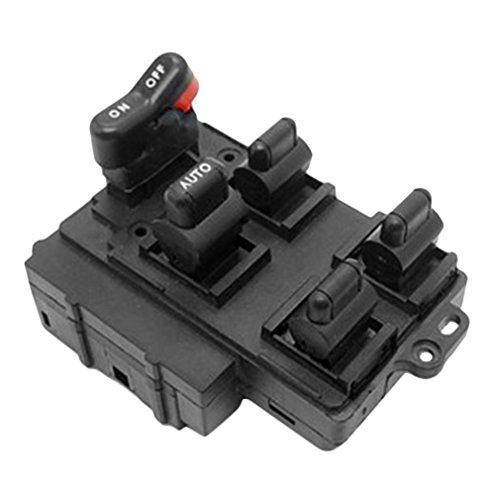 Kitechildhood - Interruptor principal de elevalunas eléctrico para Honda Accord DX 1994-1997