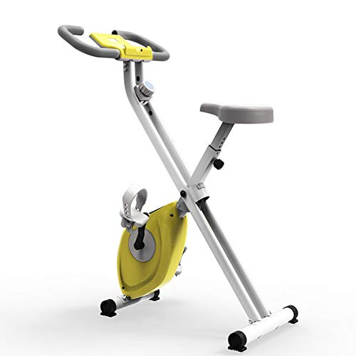 Read About LMZZGAOYANQING Exercise Equipment Fitness Bike Elliptical Cross Trainer Exercise Bicycle,...