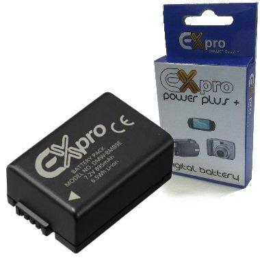 vbt-190-1780mah Li-Ion con info chip BATERIA para Panasonic vw-vbt190 e