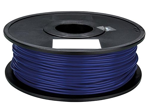 Velleman PLA175U1 PLA Filament for 3D Printers, 1 Grade to 12 Grade, 14172' Length, 1/16' Diameter, Blue