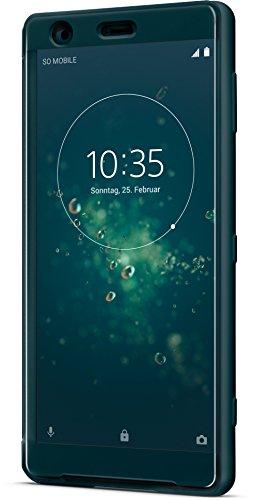 Sony Mobile Xperia XZ2 Style Custodia protettiva Touch Case - Verde