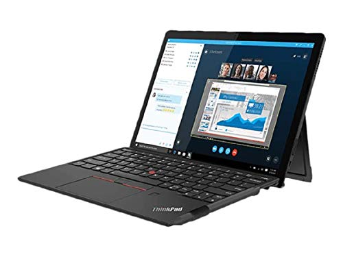 LENOVO ThinkPad X12 Detachable 8GB • 256GB • I5-1130G7 Keyboard • Pen • Win10 Pro