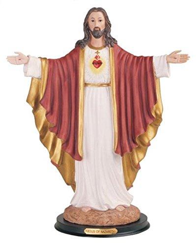 StealStreet ss-g-316.33Sagrado corazón de Jesús Santa Figura Religiosa decoración decoración, 16'