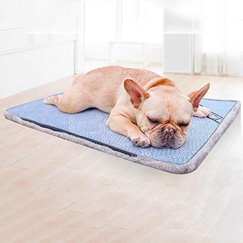 Pet Law Fighting Keji Kennel waterbed Summer Bite Resistant antislip pad, S(48 * 38cm)