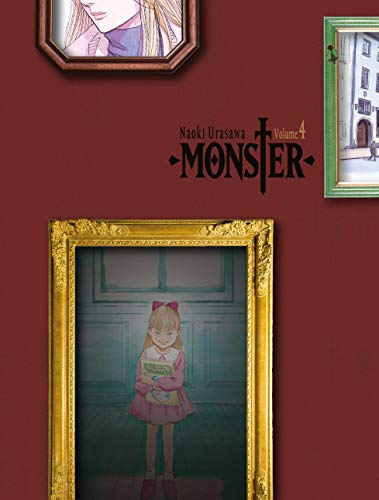 Monster Kanzenban - 4: Capa Dura