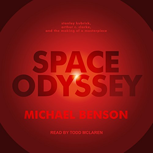 Space Odyssey cover art