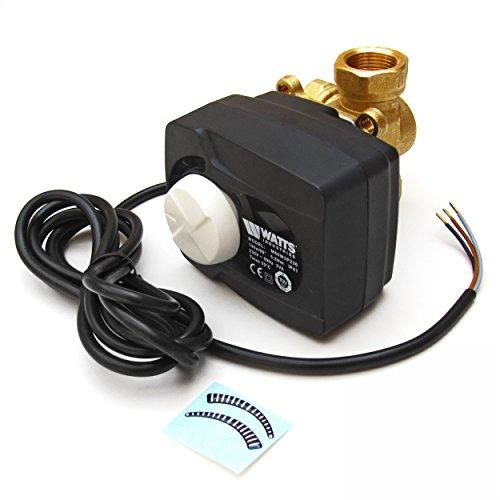 Watts Industries 10027990 3-Wege-Mischer mit Stellmotor DN20, 3/4 Zoll