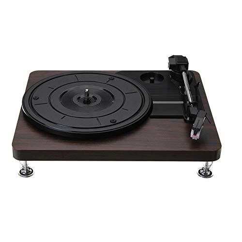 SCKL 33 Record Retro Player Portable Audio grammofoon platenspeler Disc Vinyl Audio RCA R/L 3,5 millimeter uitgang