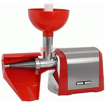 Ardes AR7400 Passapomodoro Professionale in Alluminio Pressofuso Verniciato 150 kg//min