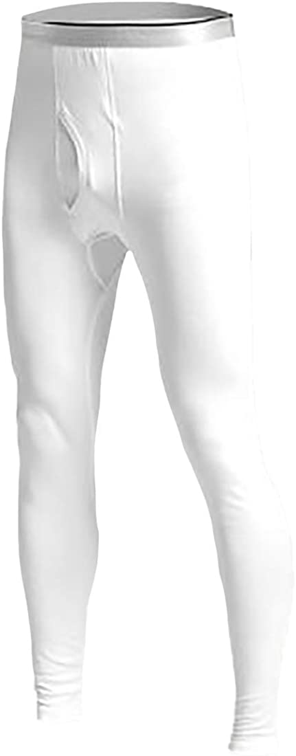 Inlefen Mens Thermal Underwear Bottoms Long Johns Leggings and Warm Pants