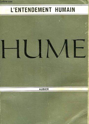 Hume enquete sur l'entendement humain