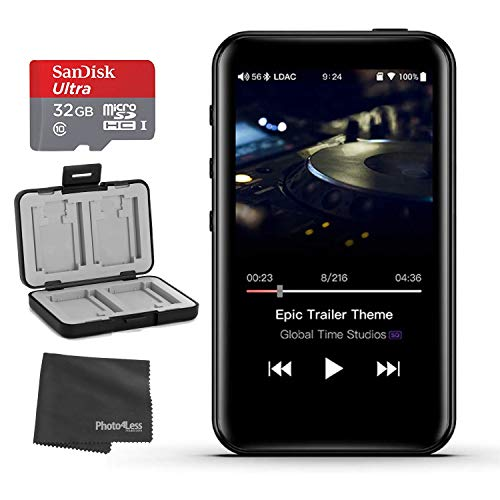 FiiO M6Portable High Resolution Music Player + Memory Card