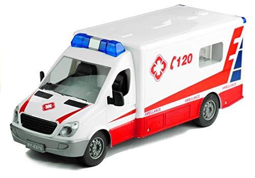 Lean RC Car - Carrello di salvataggio Sanka 1:18, radiocomandato RTR