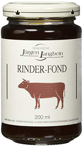 Jürgen Langbein Rinder-Fond, 6er Pack (6 x 200 ml)