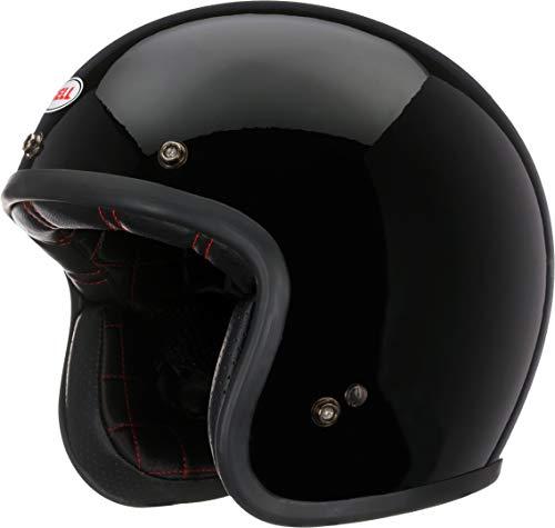 BELL Unisex Motorradhelm, Gloss Black, XS