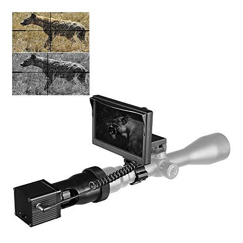GBBG 850nm Infrarot-Nachtsichtgerät Jagdfernrohr Schnelle Demontage Outdoor 2020 Wildlife Trap System Kamera