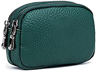 HIIHHIIHIqb Wallet Purse, Women Clutch Coin Purse PU Leather Poor Wallet Card Holder Organizer Bags Money Bags (Color : Gr...